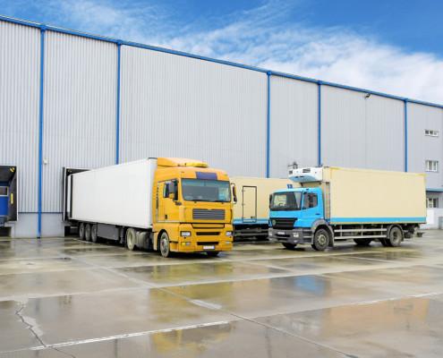 nákladné vozidlá a emisie