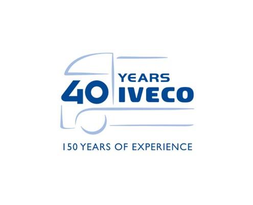 Iveco oslavuje 40-ku