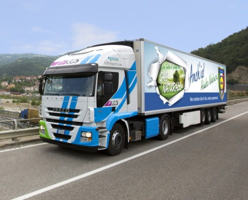 Iveco a Lidl