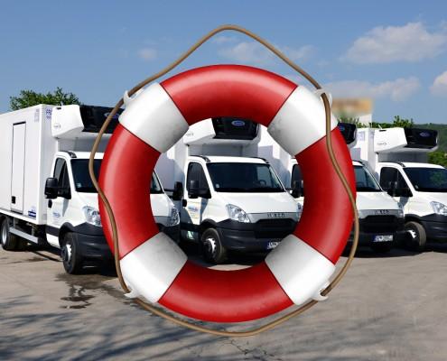 Pomoc v núdzi motoristom