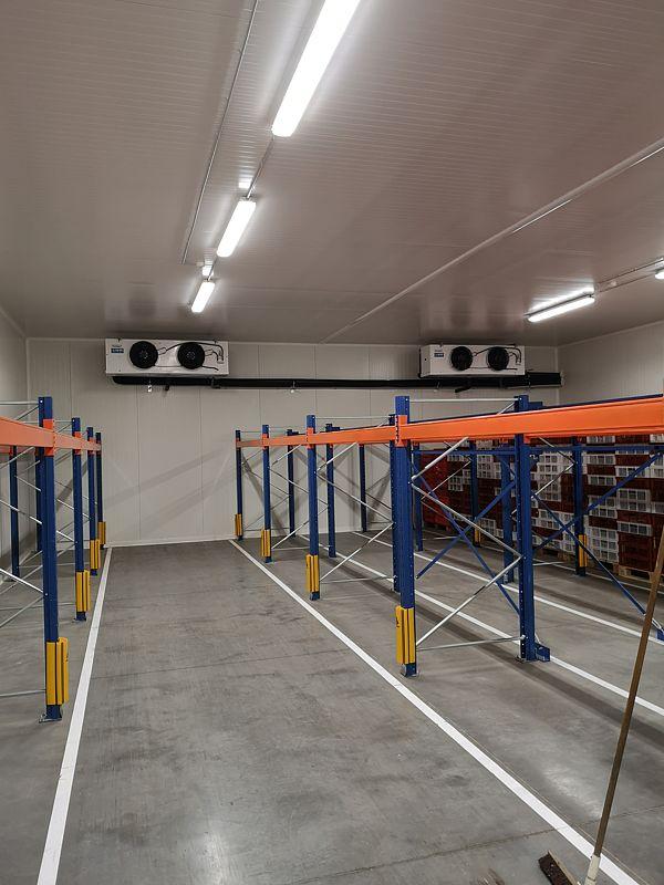 Skladové priestory - cross-docking